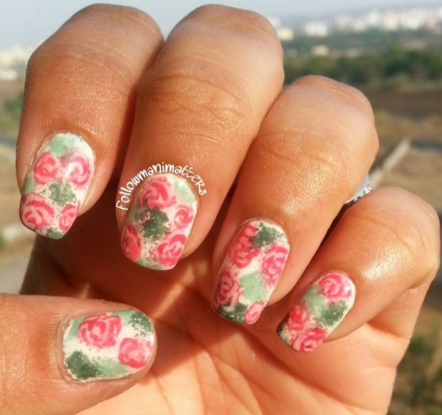 17 Lovely Nail Art Ideas in Bright Colors and Creative Designs ...