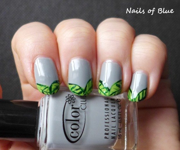 18 Lovely Nail Art Ideas in Bright Colors and Creative Designs (11)