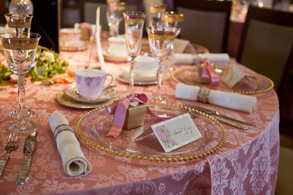 18 Pretty Pink Decoration Ideas for Bridal Shower  (10)