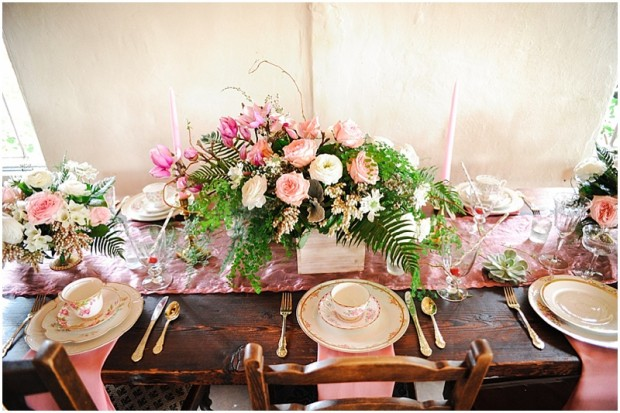 18 Pretty Pink Decoration Ideas for Bridal Shower  (13)
