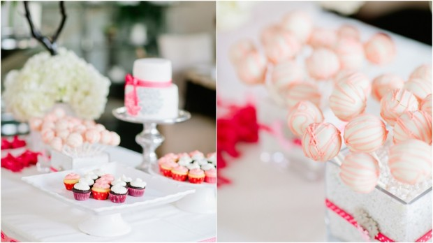 18 Pretty Pink Decoration Ideas for Bridal Shower  (14)