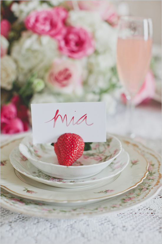 18 Pretty Pink Decoration Ideas for Bridal Shower  (16)