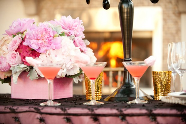 18 Pretty Pink Decoration Ideas for Bridal Shower  (3)