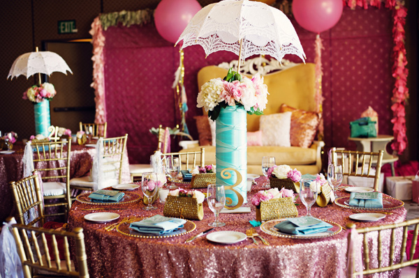 18 Pretty Pink Decoration Ideas for Bridal Shower  (8)