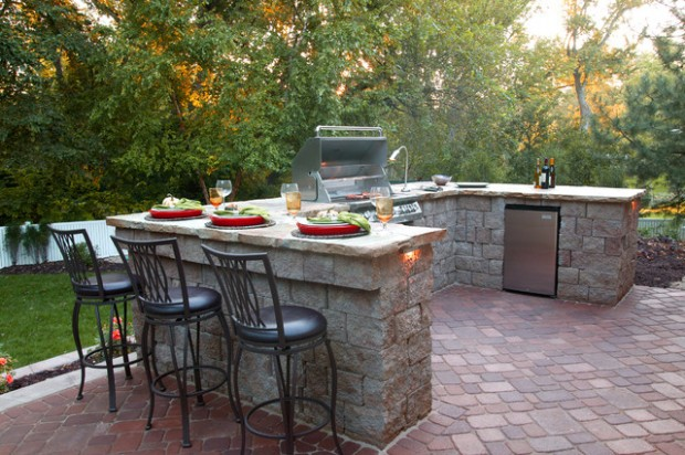 19 Amazing Outdoor Kitchen Design Ideas     (12)