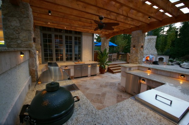 19 Amazing Outdoor Kitchen Design Ideas     (16)