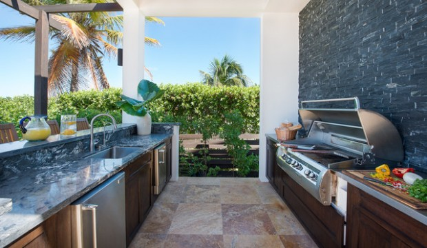 19 Amazing Outdoor Kitchen Design Ideas     (18)