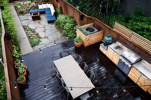 19 Amazing Outdoor Kitchen Design Ideas     (19)