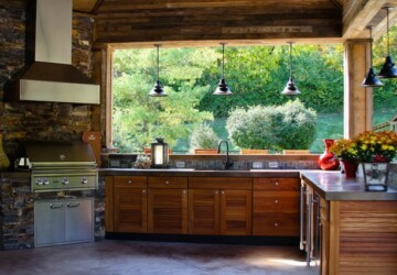 19 Amazing Outdoor Kitchen Design Ideas     - outdoor kitchen, outdoor