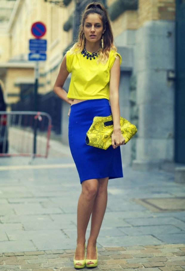19 Color Block Outfits Ideas for Fabulous Look (1)