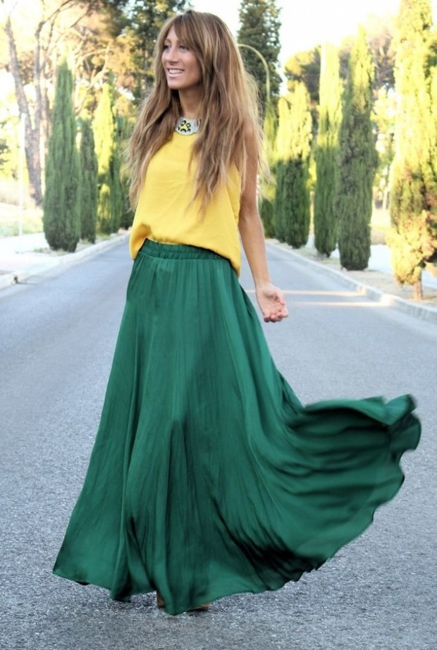 19 Color Block Outfits Ideas for Fabulous Look (19)
