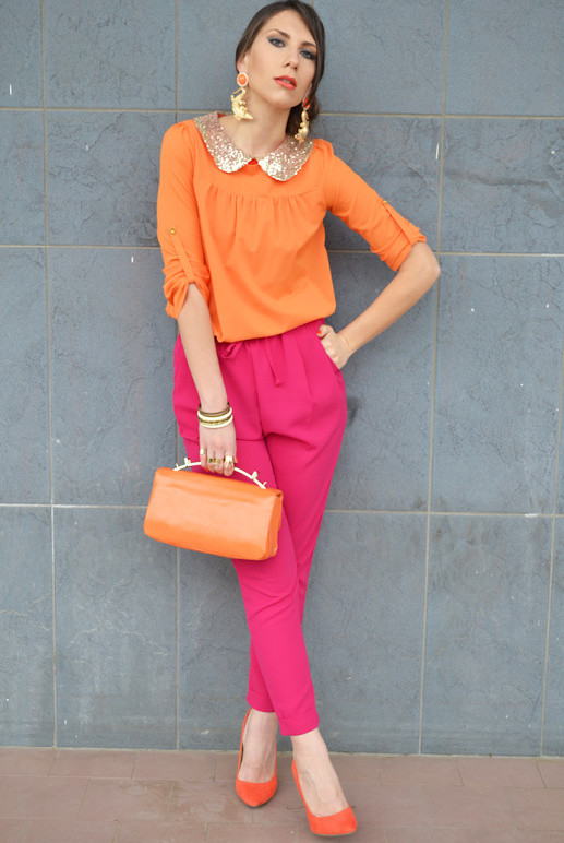 19 Color Block Outfits Ideas for Fabulous Look (2)