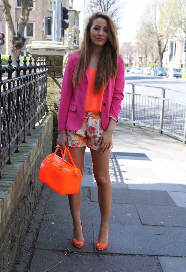 19 Color Block Outfits Ideas for Fabulous Look (5)