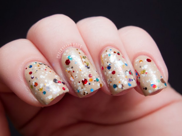22 Modern Nails Designs In The Spirit of Spring Colors
