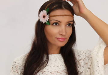 15 Fantastic Ideas How to Make Unique Hair Decoration - hair diy, hair decoration, hair accessories, diy, creative diy