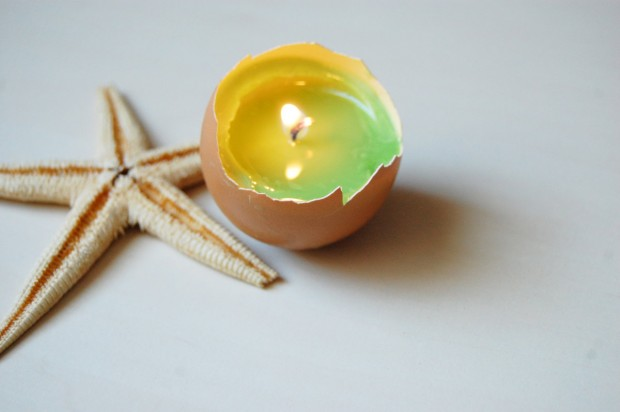 21 Amazingly Easy DIY Candle Decoration Ideas