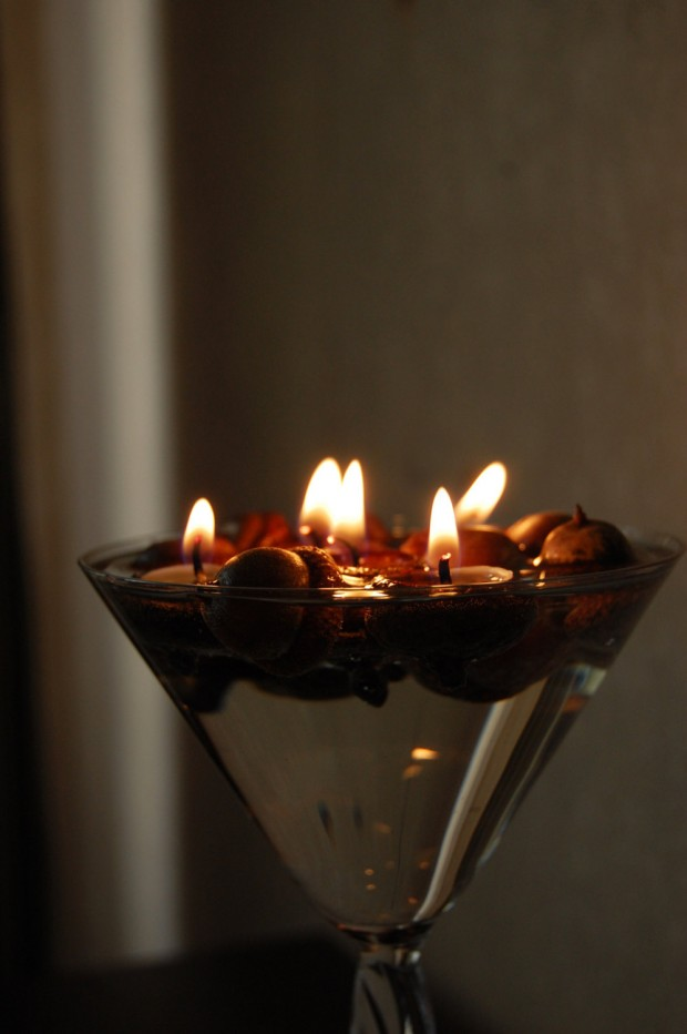 20 Amazingly Easy DIY Candle Decoration Ideas (4)