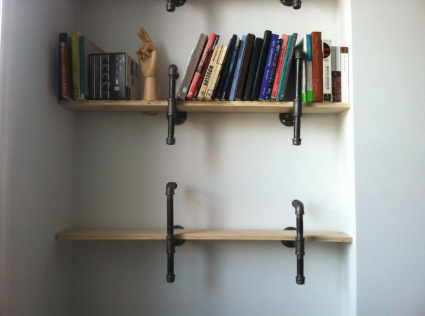 20 Creative Handmade Bookcase Ideas