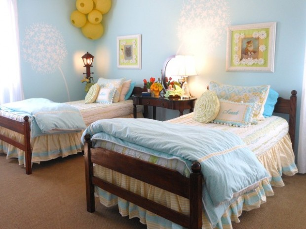 20 Interesting and Creative Design Ideas for Kids Bedroom (10)