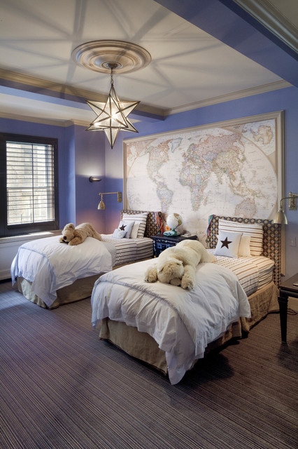 18 Interesting and Creative Design Ideas for Kids Bedroom