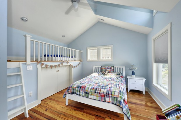 20 Interesting and Creative Design Ideas for Kids Bedroom (12)