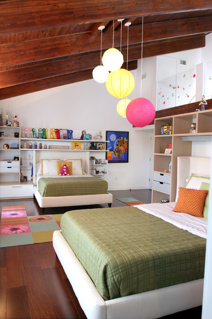 20 Interesting and Creative Design Ideas for Kids Bedroom (2)