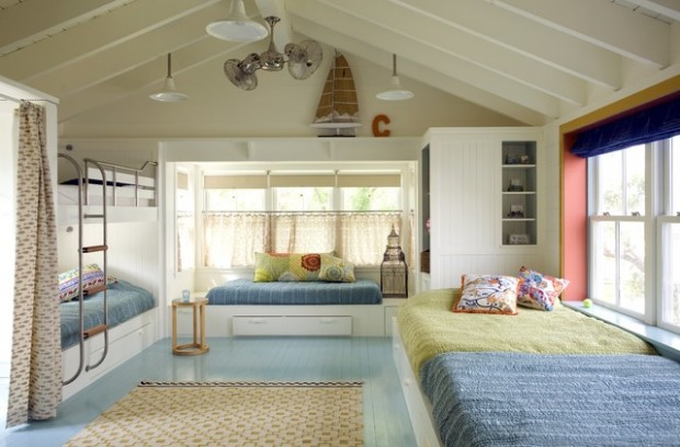 20 Interesting and Creative Design Ideas for Kids Bedroom (20)