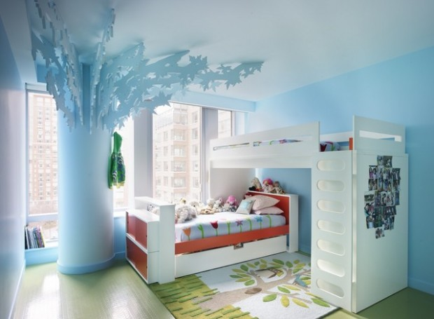 20 Interesting and Creative Design Ideas for Kids Bedroom (5)