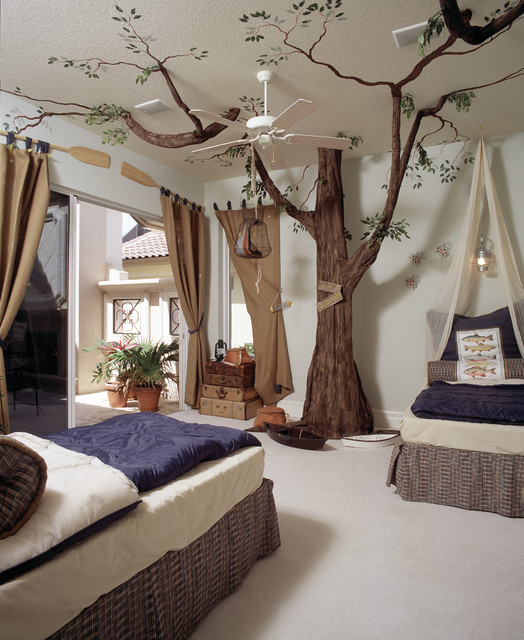 20 Interesting and Creative Design Ideas for Kids Bedroom (7)
