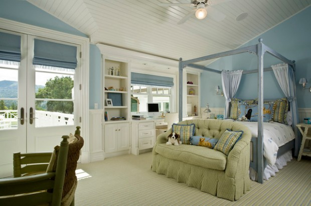 20 Interesting and Creative Design Ideas for Kids Bedroom (8)