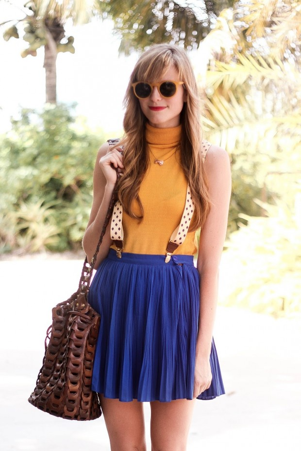 20 Outfits with Skirts for Trendy Chic Spring Look (18)