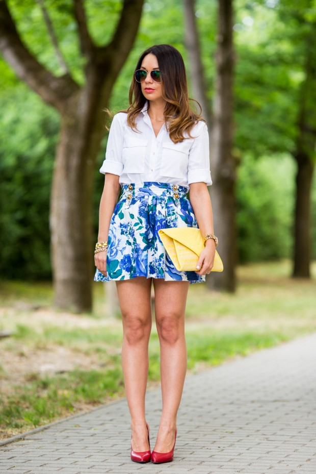 20 Outfits with Skirts for Trendy Chic Spring Look (2)