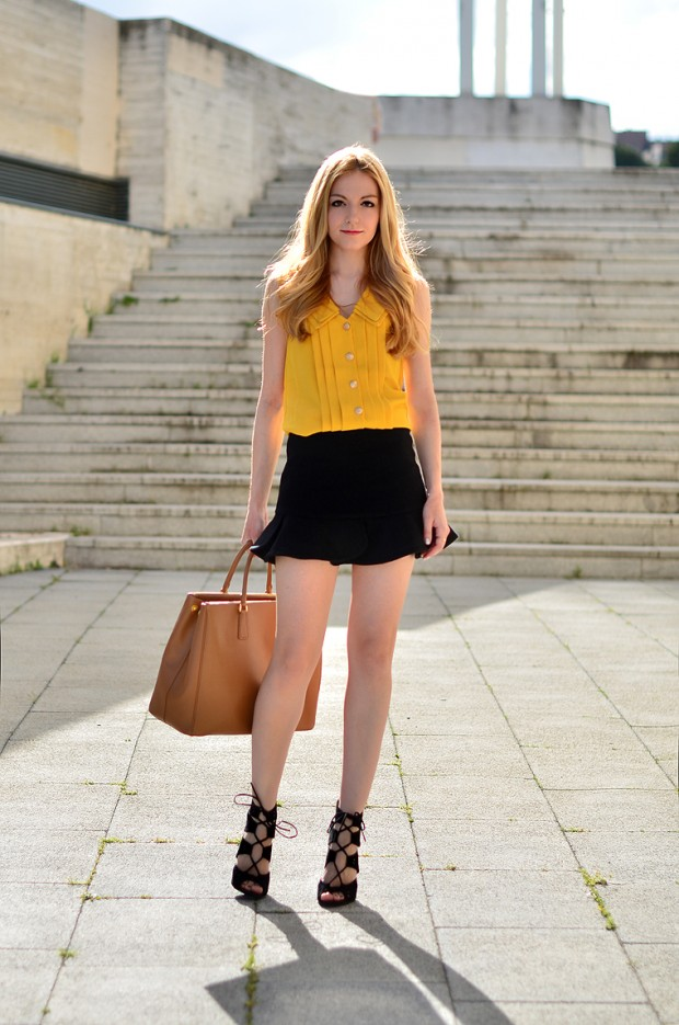 20 Outfits with Skirts for Trendy Chic Spring Look (7)