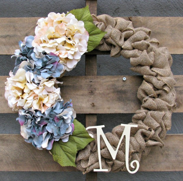 22 Enlivening Handmade Spring Wreath Designs