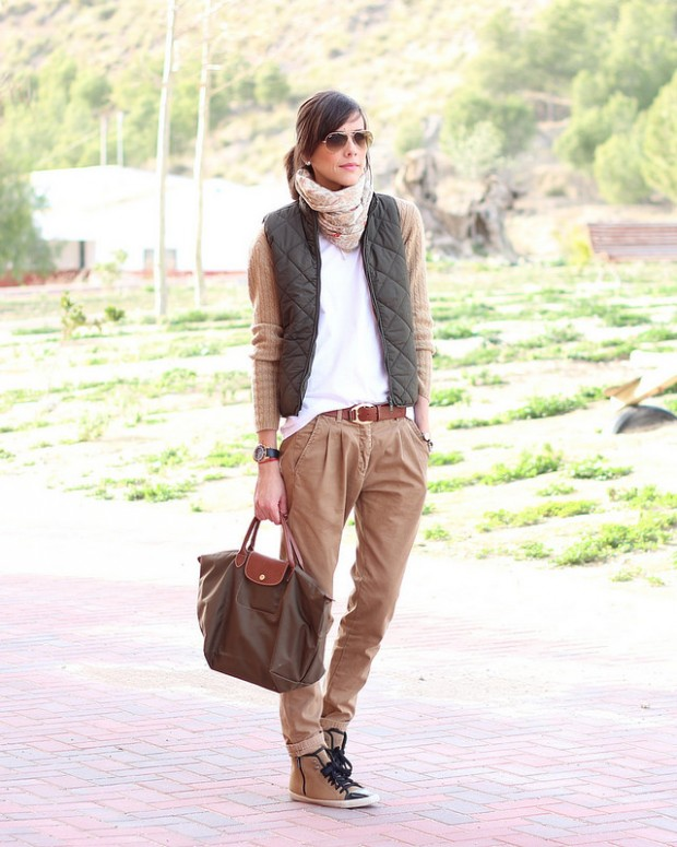 The 25 Most Fancy & Comfy Women's Combination Between Two Seasons