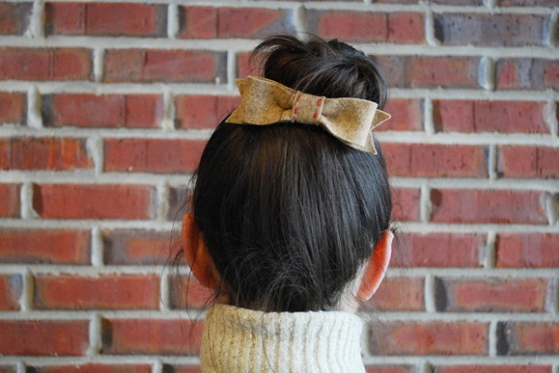 15 Fantastic Ideas How to Make Unique Hair Decoration
