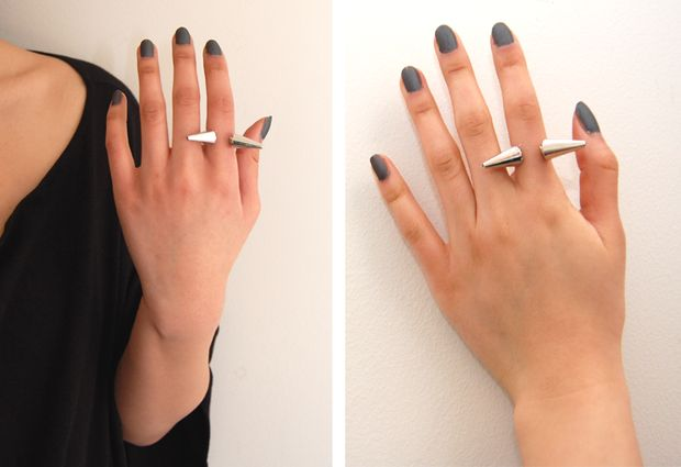 18 Amazing DIY Ideas How To Make Cool Fashion Ring