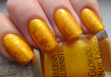 Different Shades of Yellow on Your Nails for Crazy Summer Nail Design - yellow nail art ideas, yellow, summer nail design, nail design ideas, nail design, nail art ideas