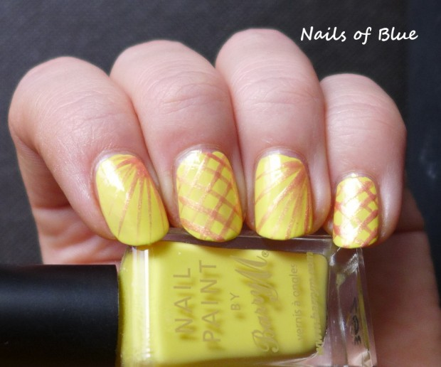 Different Shades of Yellow on Your Nails for Crazy Summer Nail Design (3)