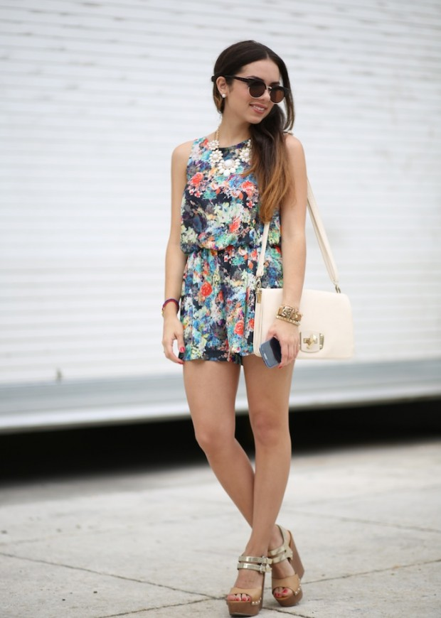Hot Fashion Trend: 17 Jumpsuits and Rompers for Spring and Summer