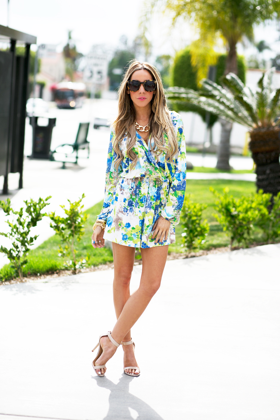 Rompers for spring-summer