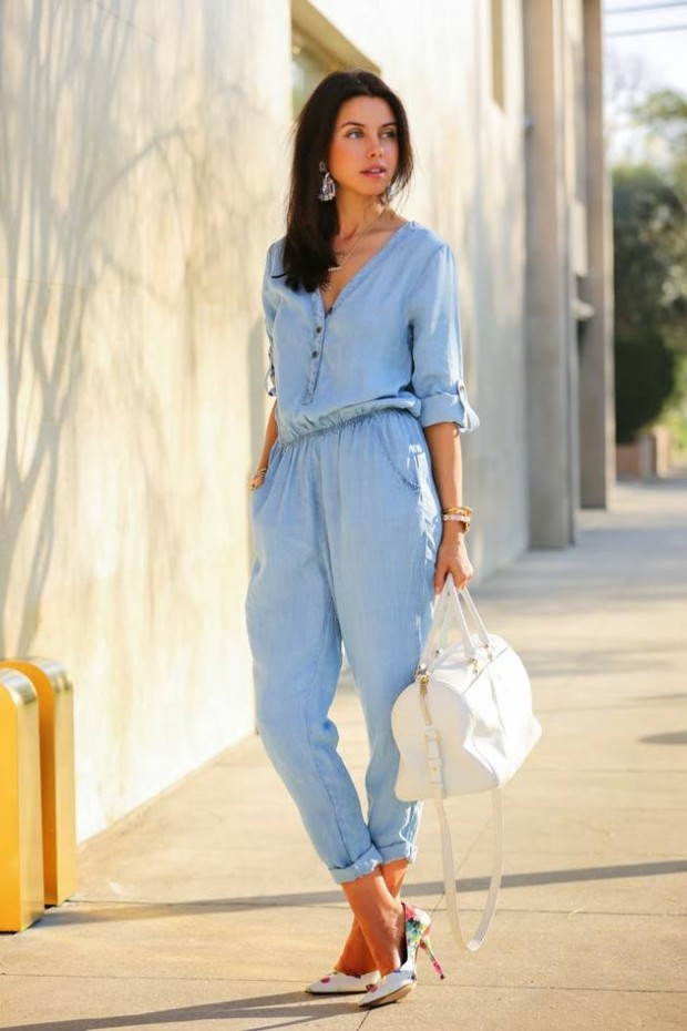 Hot Fashion Trend 17 Jumpsuits and Rompers for Spring and Summer (6)
