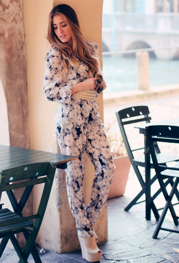 Hot Fashion Trend: 17 Jumpsuits and Rompers for Spring and Summer ...