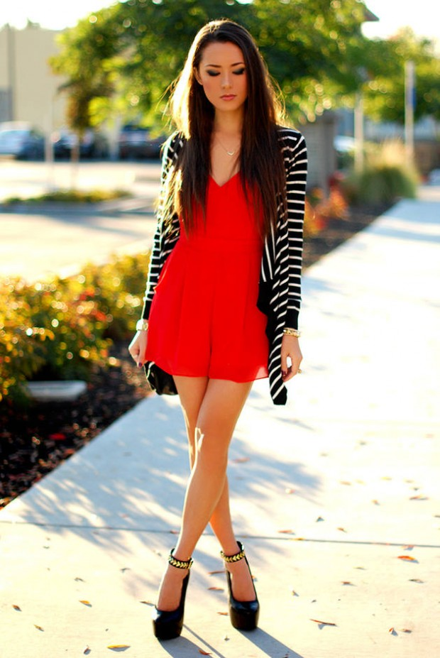 Hot Fashion Trend 17 Jumpsuits and Rompers for Spring and Summer (9)