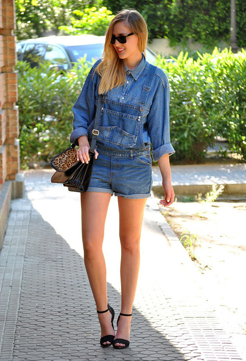 How to Wear Denim on Denim 17 Chic Outfit Ideas  (10)