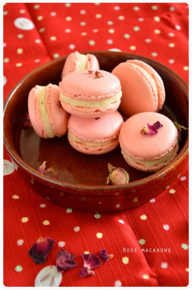 Macarons for Dessert 18 Great Recipes that Look So Sweet  (12)