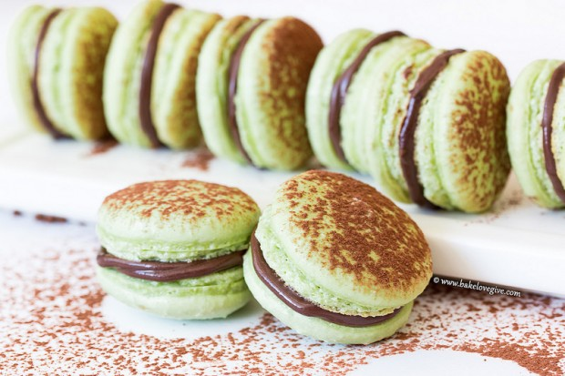 Macarons for Dessert 18 Great Recipes that Look So Sweet  (15)