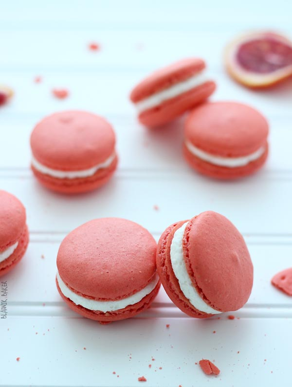 Macarons for Dessert 18 Great Recipes that Look So Sweet  (16)