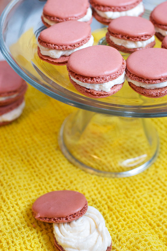 Macarons for Dessert 18 Great Recipes that Look So Sweet  (17)