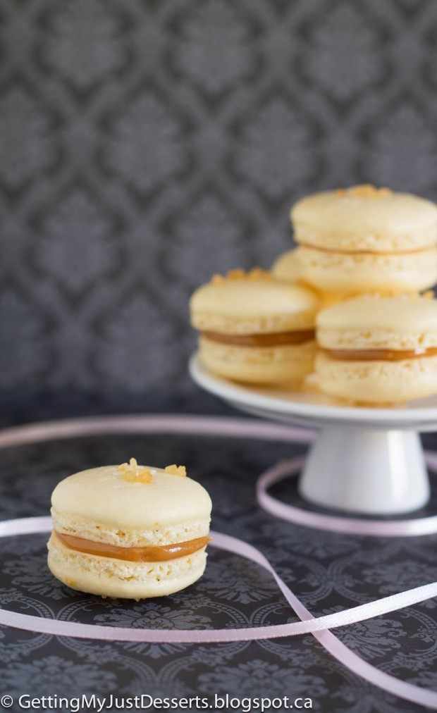 Macarons for Dessert: 18 Great Recipes that Look So Sweet